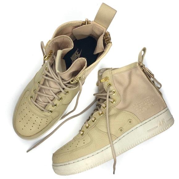 94ecbf5f1ec Nike Sf Air Force 1 Mid High Top Sneaker Boots. M_5ccbcdef10f00f80a8452097
